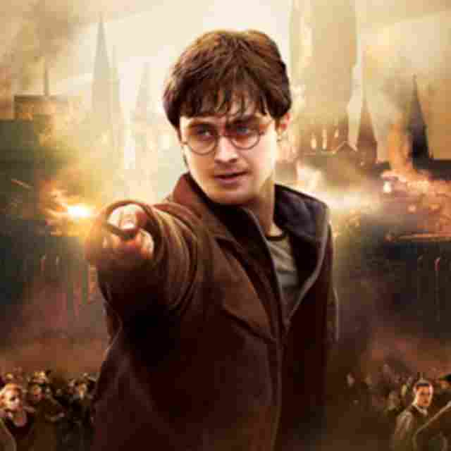 Harry Potter from JKRowling