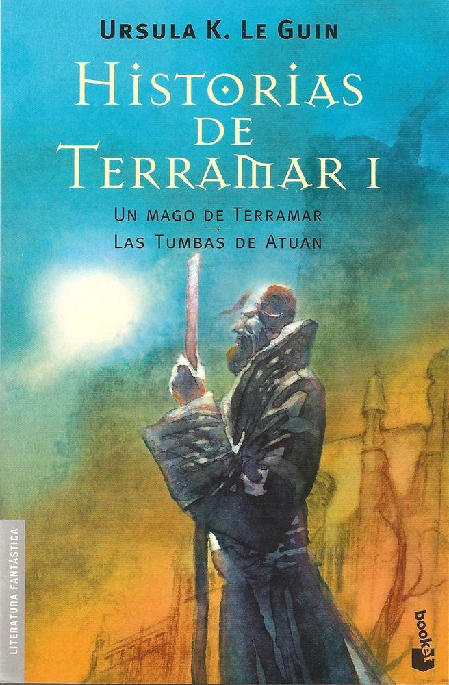 Histórias da terra de Ursula K. Le Guin