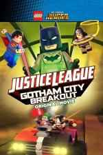 LEGO Liga da Justiça - Fuga em Massa em Gotham City