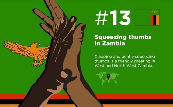 Poignée de pouce (Zambie)