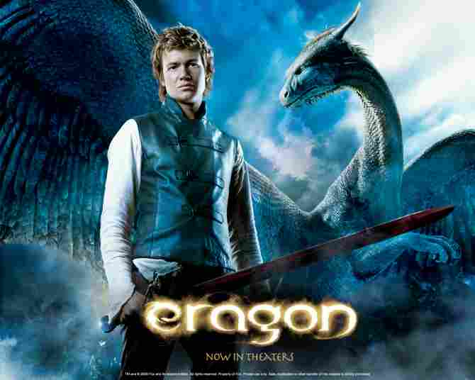 The legacy of Christopher Paolini