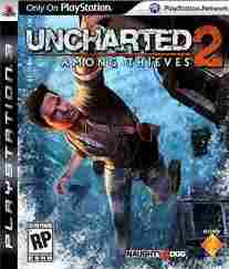 8.- Uncharted 2: Among Thieves