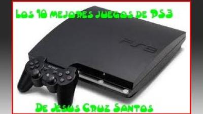 Les meilleurs jeux PS3