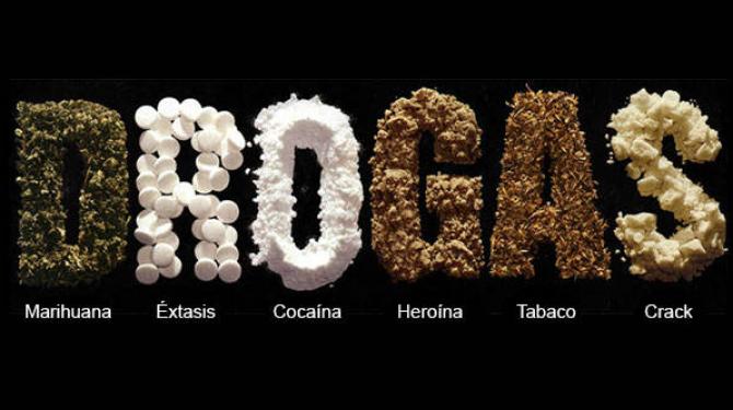 As drogas mais viciantes