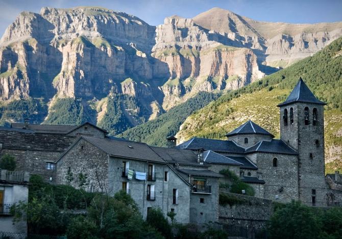Торла (Ордесская долина, Арагон)