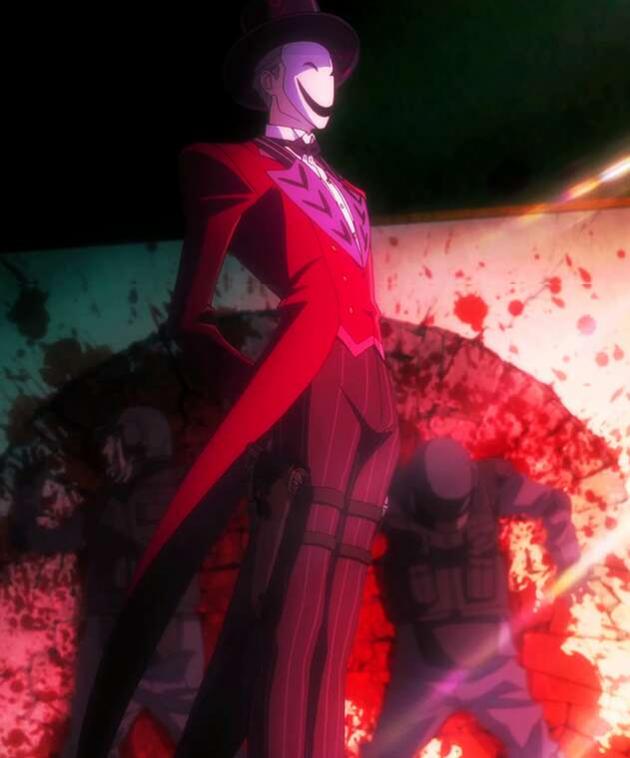 Kagetane- (Black Bullet)