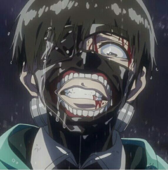 Kaneki Ken- (Tokyo Ghoul)