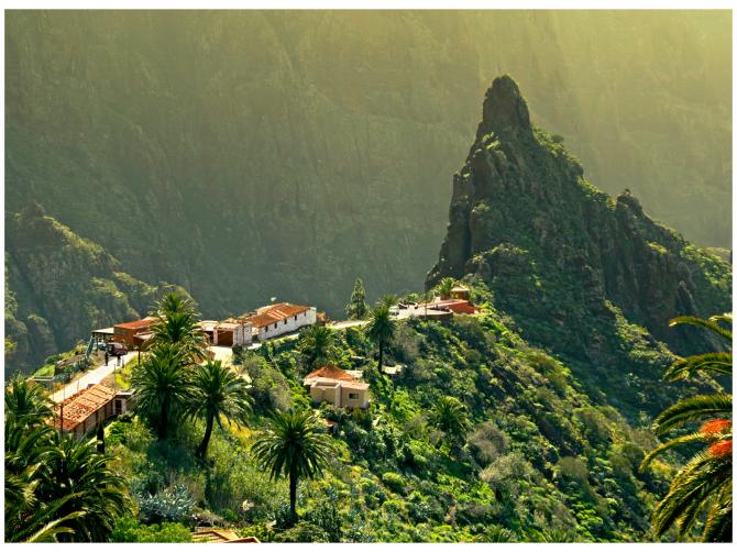 Masca (Tenerife Island)