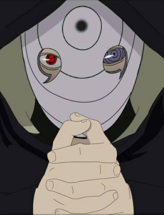 Obito Uchiha- (Naruto shippuden)
