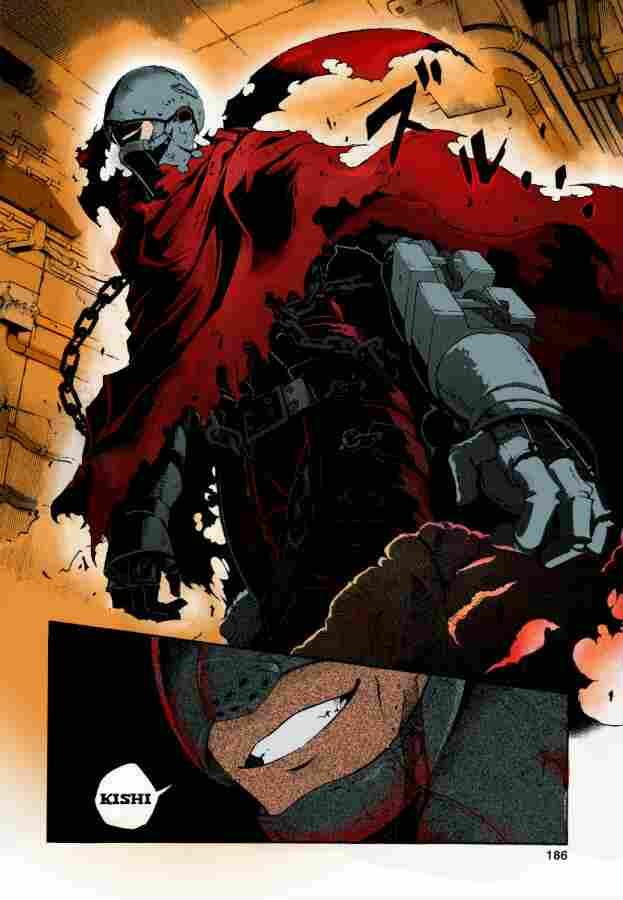 Red man- (Dead man wonderland)