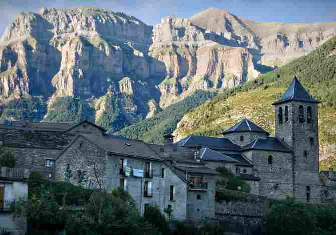 Torla (Ordesa Valley, Aragon)