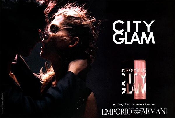 City Glam por Armani