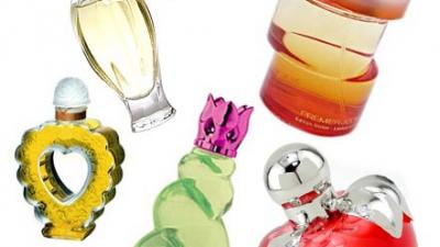 Les meilleurs parfums pour femmes