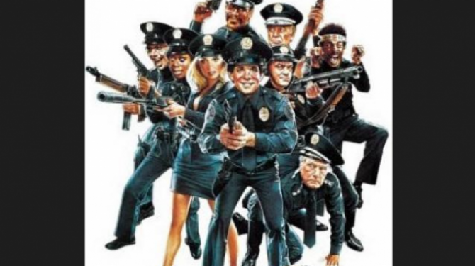 The best police series