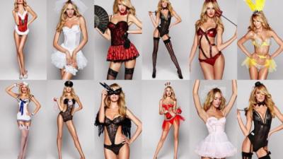 Les costumes les plus sexy