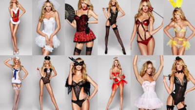 The sexiest costumes