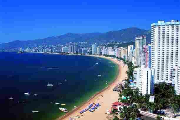 Acapulco, Guerrero .