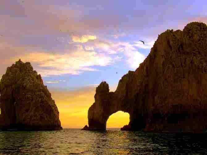 Cabo San Lucas, Baja California Sur .