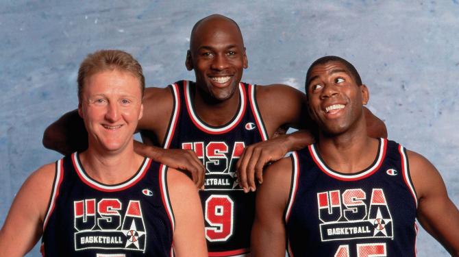 Els millors jugadors de la història de la NBA
