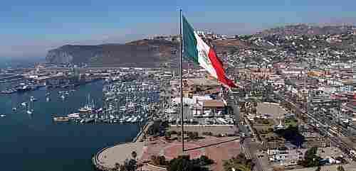 Ensenada, Baja California Norte .