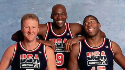 Os melhores jogadores da história da NBA