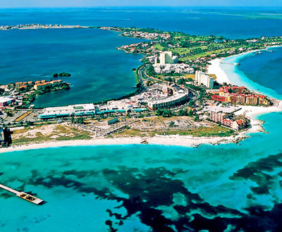 Playa Del Carmen, Quintana Roo .