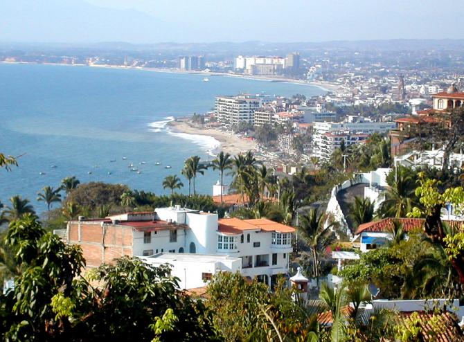 Puerto Vallarta, Jalisco .