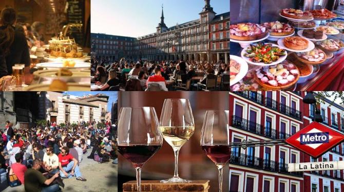 Лучшие районы Мадрида