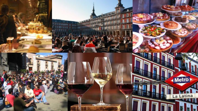 The best neighborhoods in Madrid
