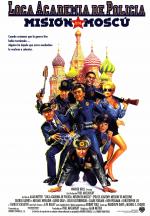 Loca academia de policía 7: Misión en Moscú