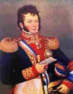 Bernardo O'Higgins Riquelme