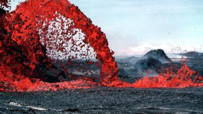 Gunung berapi paling berbahaya di dunia