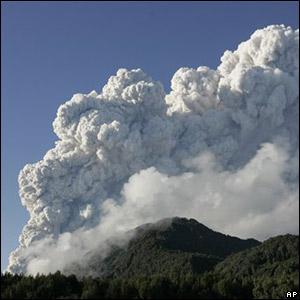 Vulcão Chaitén