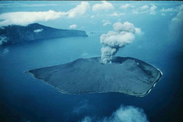Vulcão Krakatoa