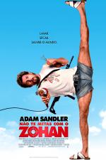 Zohan - Um Agente Bom de Corte