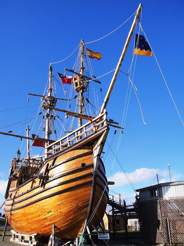 Nao Victoria (Magellan)