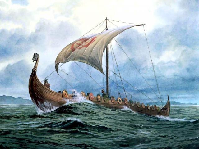 The Gokstad Ship
