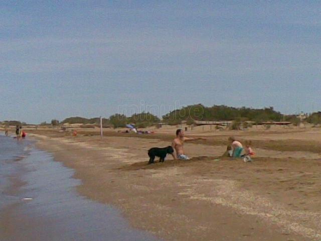 Playa de Riumar, Deltebre (Tarragona)