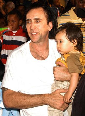 Kal-El Coppola (Nicholas Cage)