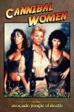 Mulheres canibais no abacate selva da morte