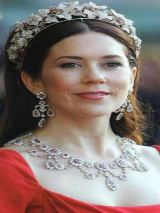 Mary Donaldson de Dinamarca
