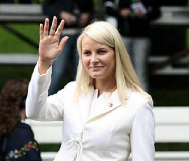 Mette Marit da Noruega