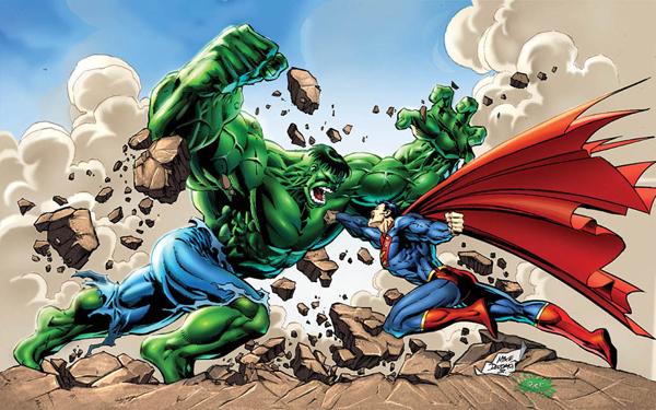 Superhuman strength