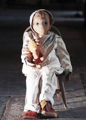 6. Robert, the devilish doll