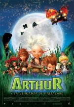 Arthur y la venganza de Maltazard
