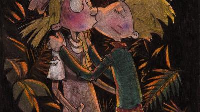 Die besten Zeichentrick-Paare