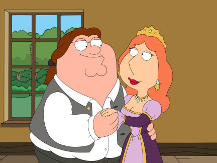 Peter ♥ Lois