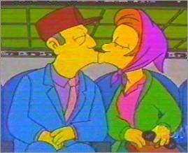 Skinner ♥ Krabappel