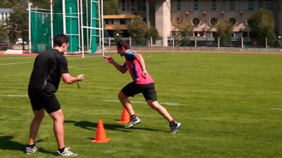 De snelste voetballers ter wereld