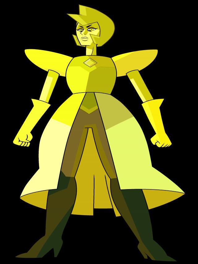 Diamante Amarelo.
